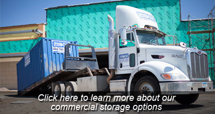 Commercial Portable Storage Rentals
